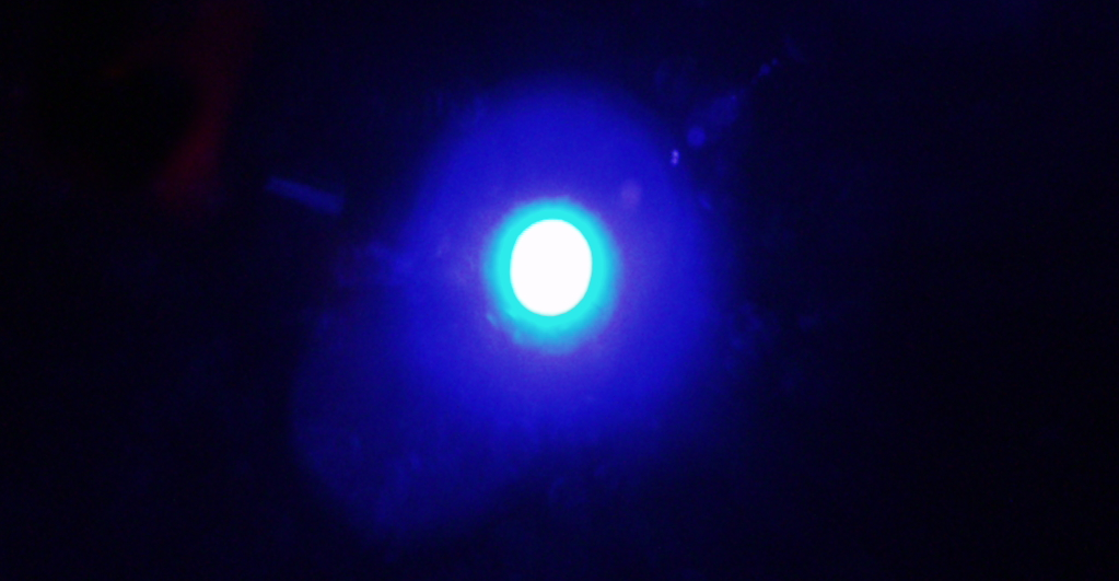 pi-blue-led