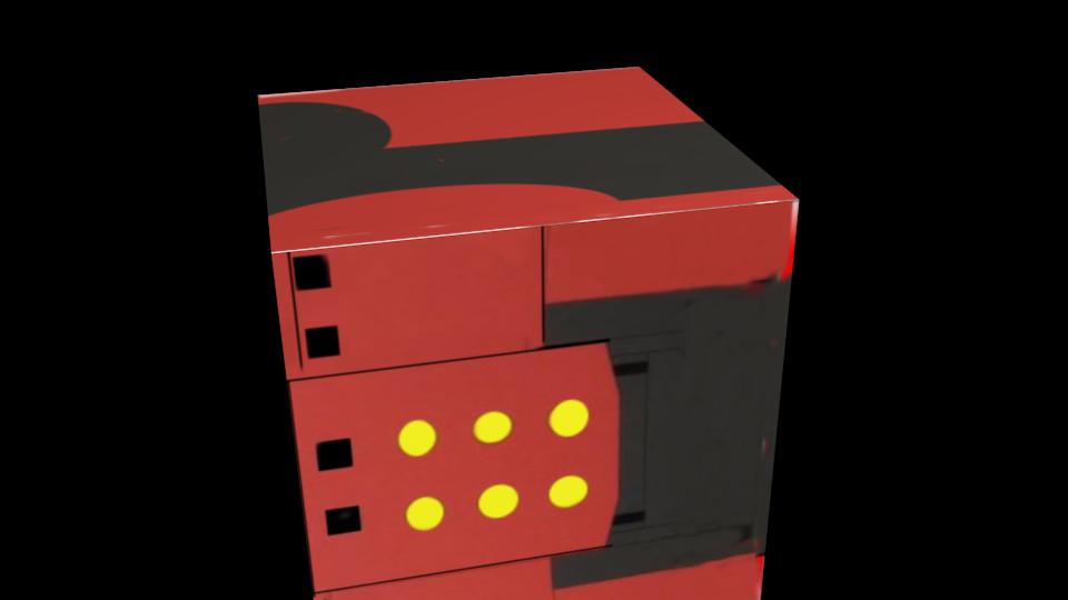 kuro-cube
