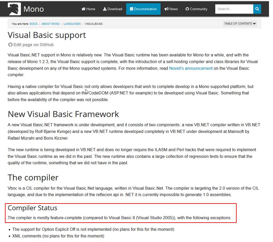 Linux(mono)でVB、プロパティ(その3)   コマンドの達人